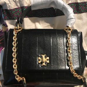 Tory Burch Kira Eel Top Handle Satchel org $568